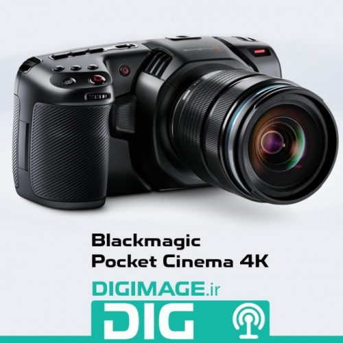 21315 معرفی دوربین BlackMagic Pocket Cinema Camera 4K