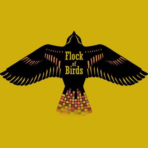 bird copy Flock of Birds