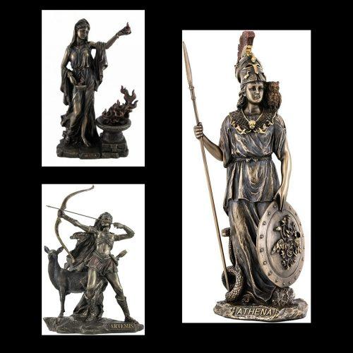 virgin godeses الهه های باکره