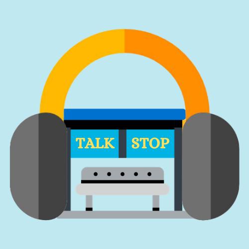 آموزش زبان انگلیسی Talk Stop